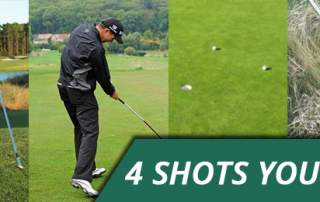 4 shots you need