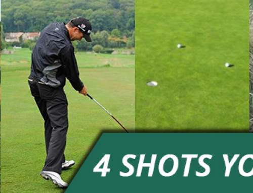 4 Shots You Need To Play Your Best Round Of Golf