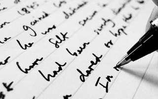 clear your mind through writing