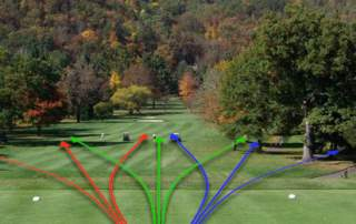 ball flight laws of golf