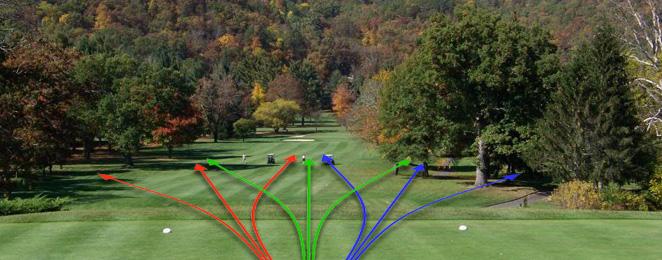 ball flight laws of golf