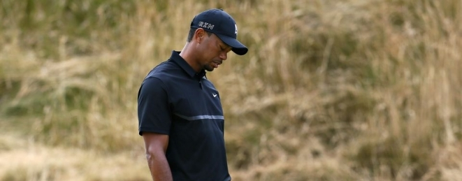 Tiger Woods biggest stuggle yet