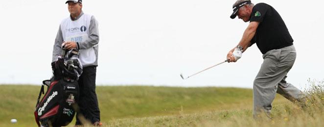 golf punch shot