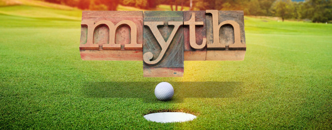Golf Myths