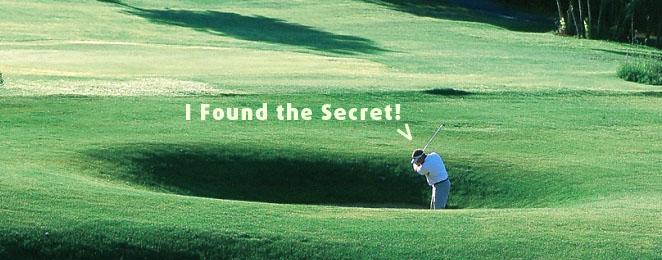 Secret of Golf