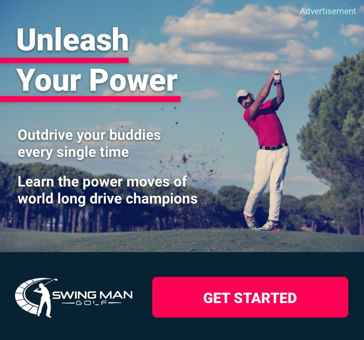 Get Started With Swing Man Golf Today